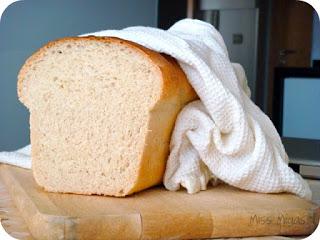 Curso de cocina sobre Pan de Molde de St Johns (miércoles, 1)