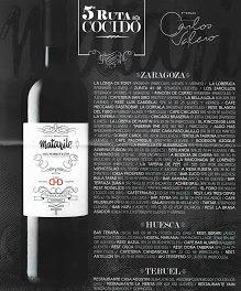 ARAGÓN. Ruta del cocido con vino Matarile (hasta finales de marzo)