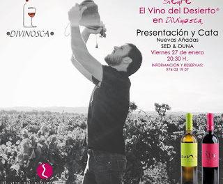 HUESCA. Degustación de vinos (viernes, 27)