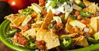 Menú de sabores Tex-Mex (miércoles, 11)