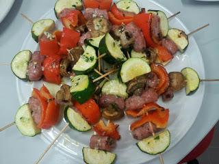 Curso de cocina mediterránea en AZAFRÁN (de martes a jueves, del 24 al 26)