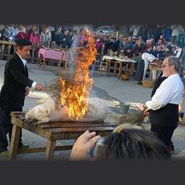 ALBELDA. Festa del tossino (domingo, 29)