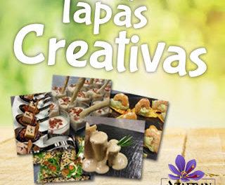 Curso de tapas creativas en AZAFRÁN (de martes a jueves, del 31 al 2)