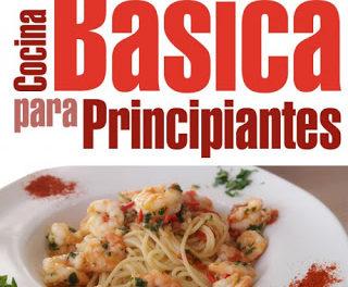Curso de cocina básica para principiantes en AZAFRÁN (de martes a jueves, del 21 al 23)