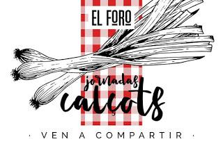 Jornadas de calçots, por 30 euros, en EL FORO (febrero)