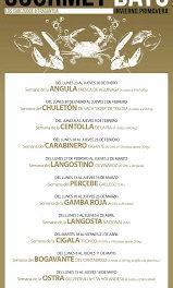 Gourmets Days en LOS CABEZUDOS y TRAGANTÚA con angula (del 27 de febrero al 2 de marzo)