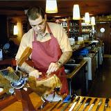 Clase de corte de jamón a cuchillo (jueves, 2)