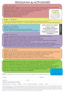 PINSEQUE. Expo-Pinseque y Ribera Alta del Ebro (del 3 al 5 de marzo)