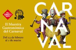 Ruta Gastronómica del Carnaval con TERNASCO DE ARAGÓN (del 23 de febrero al 1 de marzo)