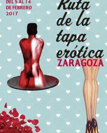 ZARAGOZA / UTEBO. Ruta de la tapa erótica (hasta el 14 de febrero)