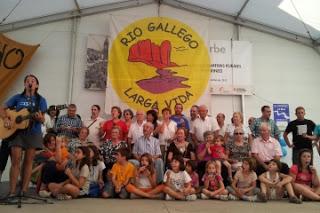 BISCARRUÉS. 30 Aniversario de la Lucha Pantano Biscarrués (sábado, 18)