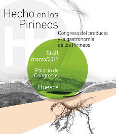 HUESCA. I Congreso del producto y gastronomía de los Pirineos (del 18 al 21 de marzo)