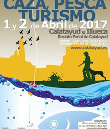 CALATAYUD. Feria de Caza, Pesca y Turismo (1 y 2 de abril)