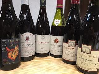 Cata de vinos Pinot Noir de Borgoña, Francia, en TOME VINOS (viernes, 24)