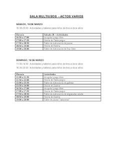 HUESCA. Actividades infantiles en el Congreso Hecho en los Pirineos (sábado y domingo, 18 y 19 de marzo)