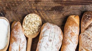 Taller de pan casero (lunes, 13)