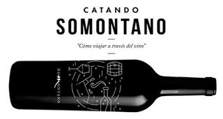 Cata de vinos del Somontano en TOME VINOS (jueves, 23)
