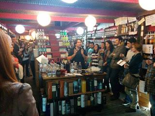 Cata de vinos en YÁÑEZ (sábado, 18)