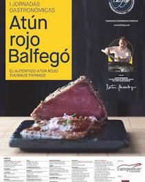 ARAGÓN. I Jornadas Gastronómicas del Atún Rojo (del 9 al 19)