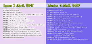 VI Taller de Gastronomía de Aragón (3 y 4 de abril)