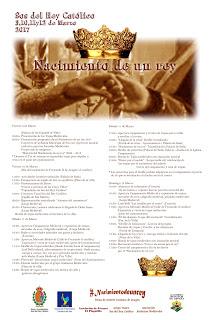 SOS DEL REY CATÓLICO. El nacimiento de un rey (del 10 al 12)