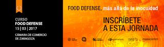 Jornada Food Defense (miércoles, 15)
