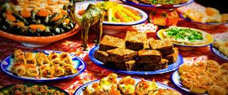 Taller de comida árabe para jóvenes (sábado, 8)
