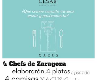 Gastronomía y moda (viernes, 7)