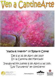 BARBASTRO. Exposición de pintura (hasta el 26 de abril)