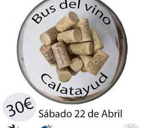 Bus del vino Calatayud (sábado, 22)