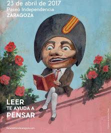 Día del libro con borraja (domingo, 23)