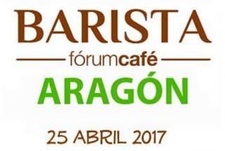 Campeonato de Baristas de Aragón (martes 25)