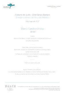 Celebris Epicúrea en RESTAURANTE CELEBRIS, con el restaurante La Casona del Judío (jueves, 4 de mayo)