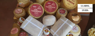Cata y degustación de quesos Fanbar (martes, 11)