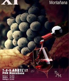 Feria del vino de Montañana (del 7 al 9 de abril)