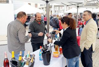 Feria de vino y food-trucks (del 5 al 7 de mayo)