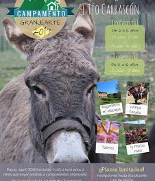 CERVERUELA. Visita a la granja Tío Carrascón (del 9 al 30)