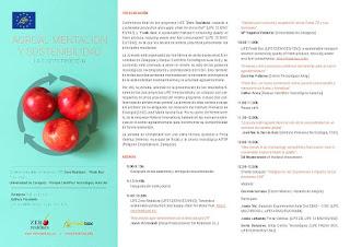 """Jornada """"Agroalimentación y sostenibilidad"""" (jueves, 6)"""