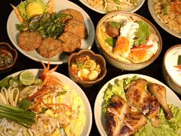 Curso de cocina tailandesa en LA ZAROLA (domingo, 7)