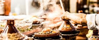 Curso de cocina árabe en LA ZAROLA (lunes, 5)