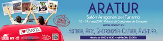 Feria del turismo Aratur (del 12 al 14 de mayo)