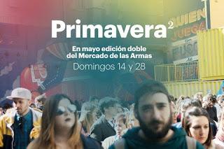 Mercado de las Armas (domingos 14 y 28)