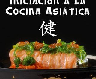 Curso de cocina asiática en AZAFRÁN (del 16 al 18)