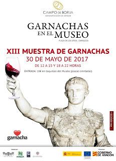 XIII Muestra de Garnachas del Campo de Borja (martes, 30)
