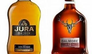 Degustación de whisky (jueves, 1)