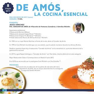 HUESCA. Talleres Huesca la Magia de la Gastronomía 2017 (lunes, 8)