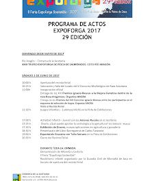 PUENTELAREINA. Feria Expoforga (del 2 al 4 de junio)