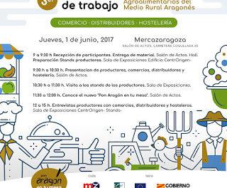 Encuentro de trabajo Productores Agroalimentarios del Medio Rural Aragonés (jueves, 1)