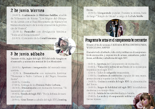 FONZ. XII Feria del Renacimiento (2 y 3)