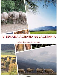JACETANIA. IV Semana Agraria Jacetania (del 29 al 1)